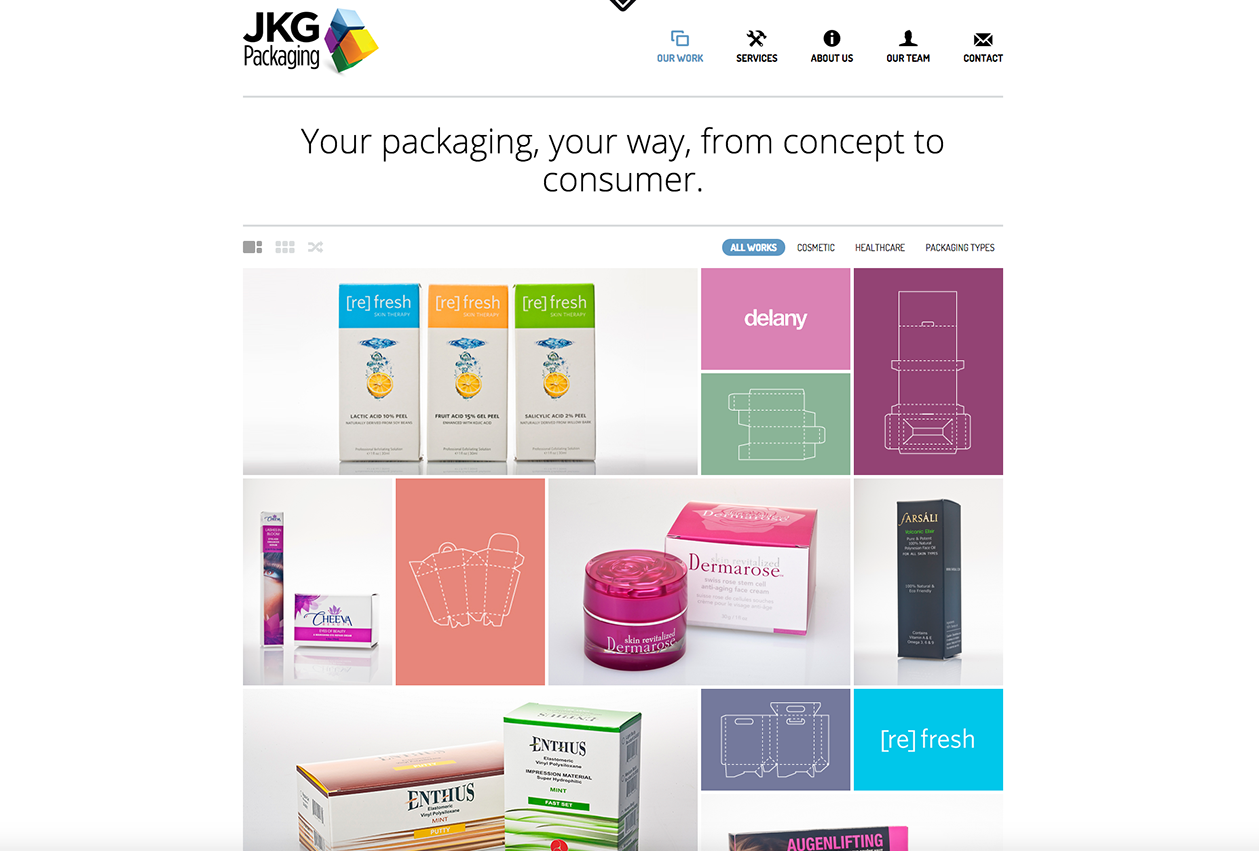 JKGPackaging_Home